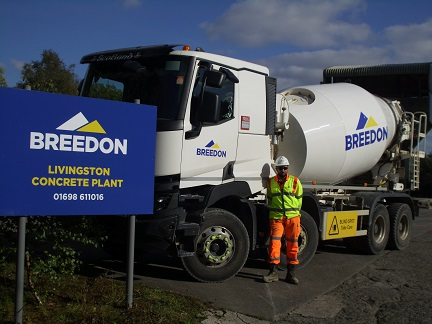 Max Worked In The Industry For 9 Years Before He Joined Us In October 2014  As The Driver Of A Concrete Mixer Truck And Has Since Been Promoted To The  Role ...