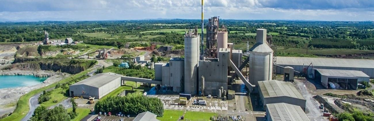 A major supplier of cement in the UK and Ireland