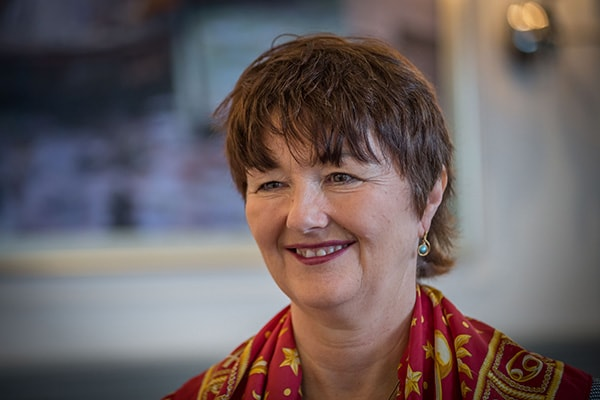 Susie Farnon - Non-executive Director