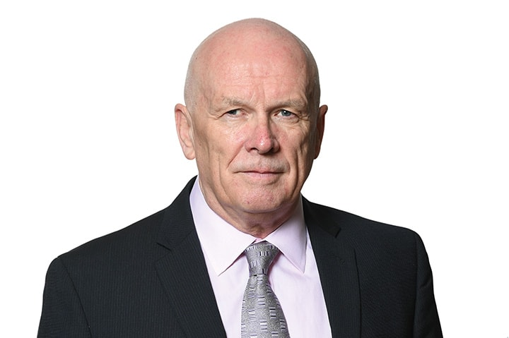 Pat Ward - Group Chief Executive