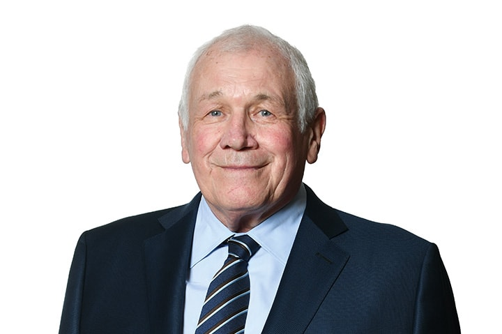 Peter Tom CBE - Executive Chairman