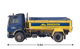 Bulk Aggregates and Sand & Gravel delivery methods
