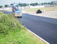 BREEDONOnecoat Parking Asphalt